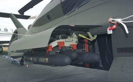 RAH-66 Comanche sigilo