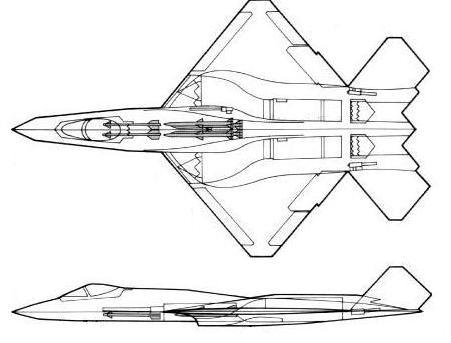 YF-23